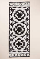 Anthropologie Tufted Janina Bath Mat