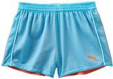 Puma Girls 4-6x Double Mesh Shorts