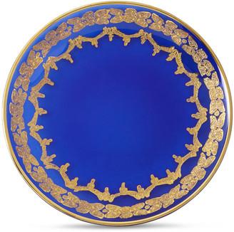 Neiman Marcus Blue Oro Bello Bread & Butter Plates, Set of 4