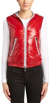 Duvetica Abrezia Hooded Down Vest.