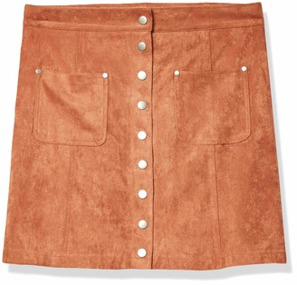 BB Dakota Women's Mini Skirt