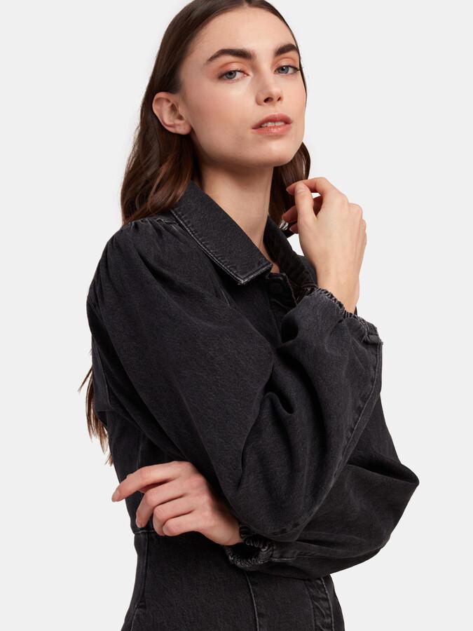 Thumbnail for your product : Free People Mia Denim Mini Dress