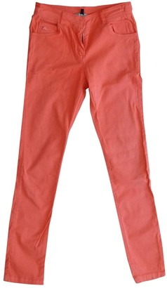 Lili Gaufrette Other Cotton Trousers