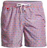 Kiton Medallion Super Print Swim Shorts