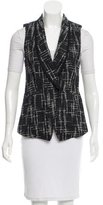 Rag & Bone Wool Tweed Vest