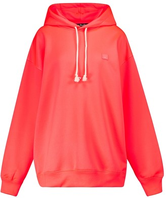Acne Studios Cotton-blend jersey hoodie