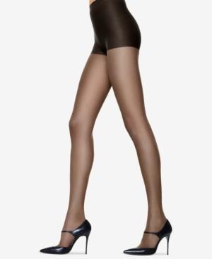 Hanes Women's 6pk Silk Reflections Control Top Sandalfoot Silky Pantyhose Sheers 717