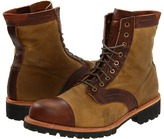 Timberland Tackhead 6 Lace-up Boot (Brown/Sage Oiled Fabric) - Footwear