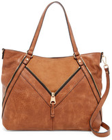 Urban Expressions Walker Faux Leather Tote