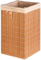 Honey-Can-Do Wicker & Canvas Hamper