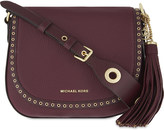 MICHAEL Michael Kors Brooklyn leather saddle bag