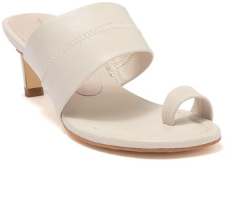 INTENTIONALLY BLANK Ving Toe Loop Leather Sandal