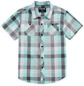 Zoo York Short Sleeve Button-Front Shirt Boys