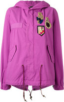 Mr & Mrs Italy Bouganville parka
