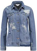 Miss Selfridge Denim jacket light denim
