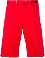 Pt01 bermuda shorts - men - Cotton/Spandex/Elastane - 52