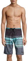 O'Neill Lennox Striped Boardshorts