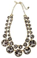 Kate Spade Show Your Spots Double Strand Necklace