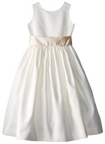 Us Angels Sleeveless Satin Dress (Big Kids)