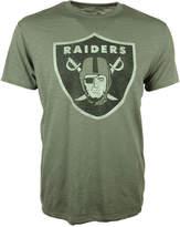 '47 Men's Oakland Raiders Logo Scrum T-Shirt