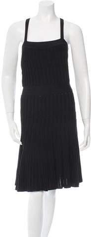 Chanel Sleeveless Dress