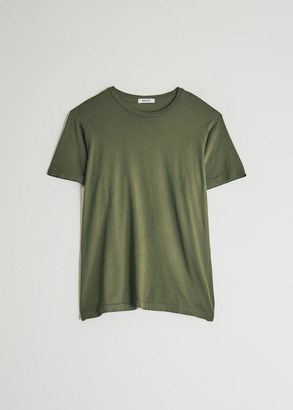 Need Women's Short Sleeve Dye T-Shirt in Military, Size Extra Small | 100% Cotton