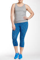 Z By Zella Z Slim Capri Legging (Plus Size)