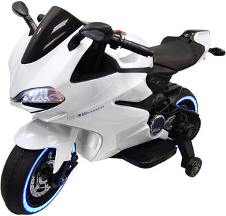 Best Ride on Cars Tron 12V Kids Motorcycle