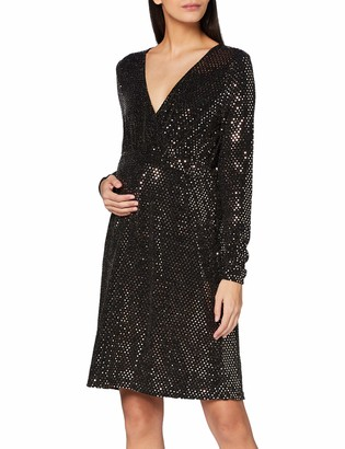 Mama Licious Mamalicious Women's MLCOLLINS TESS L/S Jersey Dress 2F Special Occasion
