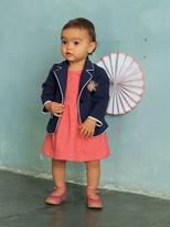 Vertbaudet Baby Girls Sleeveless Dress