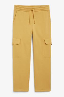 Monki Cargo sweatpants