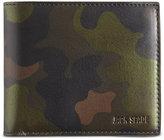 Jack Spade Men's Camo Leather International Wallet