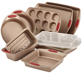 Rachael Ray Cucina Non-Stick Bakeware Set (10 PC)