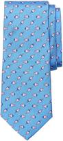 Brooks Brothers Fish Print Tie