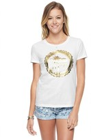 Juicy Couture Glamorous Palms Graphic Tee