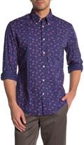 Brooks Brothers Lobster Print Regent Fit Shirt