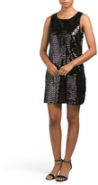 Juniors Mayfair Sequined Dress