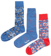 Happy Socks Knit Cotton Socks (3 PK)