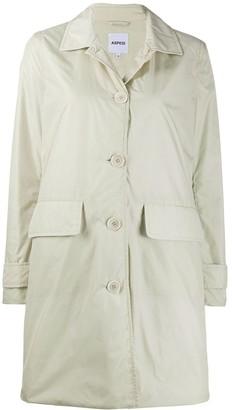 Aspesi Albanella button-down technical jacket