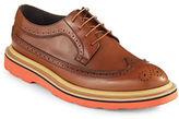 Paul Smith Grand-Tan Brogue Shoes