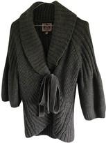 Juicy Couture Grey Wool Knitwear for Women
