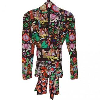 Camilla Multicolour Glitter Jacket for Women
