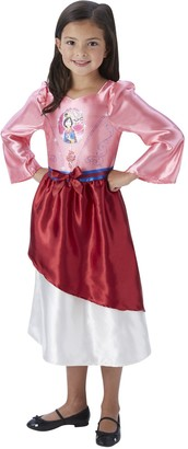 Disney Princess Fairytale Mulan Childs Costume