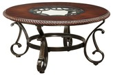 Ashley Gambrey Coffee Table - Reddish Brown - Signature Design®