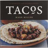 """Crate & Barrel """"Tacos"""" Cookbook"""