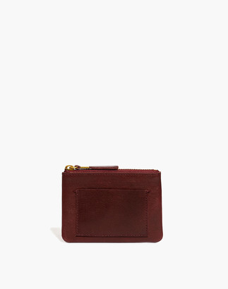 Madewell The Leather Pocket Pouch Wallet