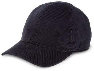 Loro Piana Corduroy Baseball Cap