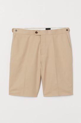 H&M Slim Fit Twill Shorts