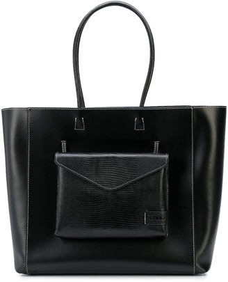 STAUD Top-Handle Shopper Tote