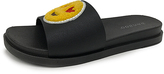 Bamboo Black Love Emoji Slide